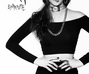 jihyun, 4minute, and crazy image