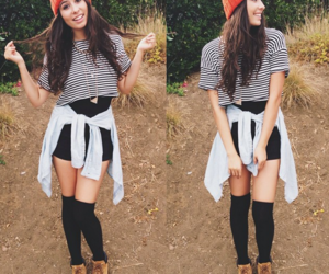lauren cimorelli and outfit cool girl image