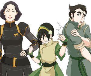 avatar, earth, and toph image