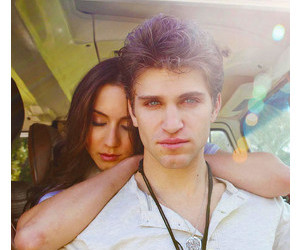 keegan allen, toby, and pretty little liars image