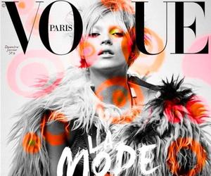 fashion, vogue, and art image