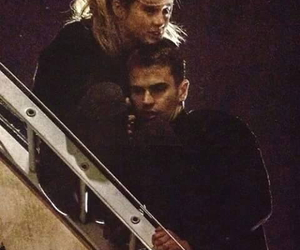 divergent, theo james, and sheo image
