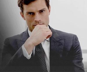 Jamie Dornan, fifty shades of grey, and christian grey image