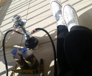all stars, shisha, and weed image