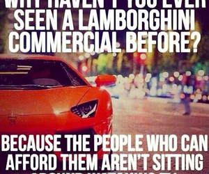 commercial, damn, and Lamborghini image