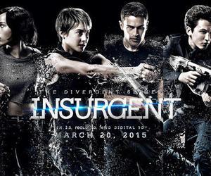 insurgent, four, and Shailene Woodley image