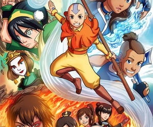 mai, momo, and toph image