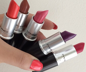 beauty, lipstick, and Lipsticks image