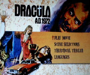 Dracula, film, and screen cap image