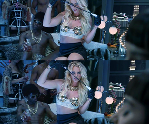 britney spears and work bitch image