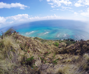 beautiful, blue, and diamond head image