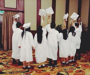 Collage, goals, and graduates image