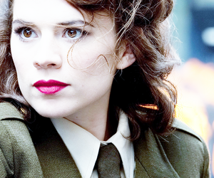 beautiful, marvel's agent carter, and captain america image