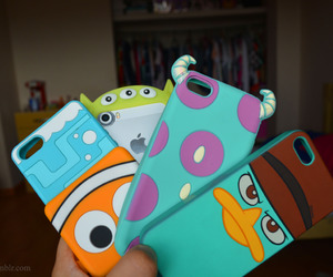 iphone, disney, and nemo image