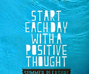 quote, summer, and blue image
