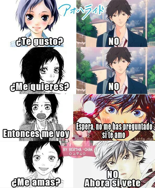 Image About Frases Anime In Frases Graciosas By Luciana