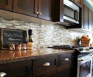 kitchen backsplash, kitchen backsplash ideas, and kitchen backsplash tile image