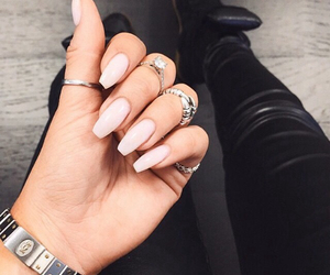 alternate, luxury, and nail art image