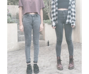 grunge, fashion, and style image