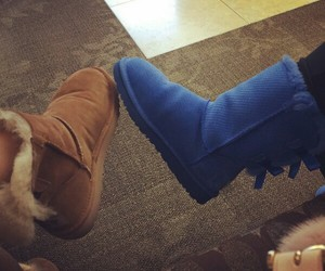 uggs and bailey bows image