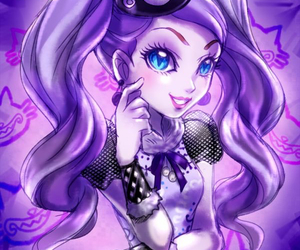 purple and ever after high image