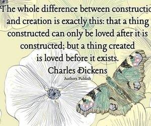 quotes, soul minds, and charles dickinson image