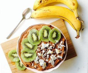 breakfast, inspiration, and fruit image