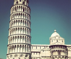 italy, Pisa, and tower image