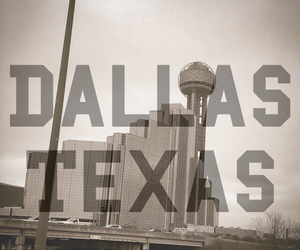 Dallas, hometown, and Texas image