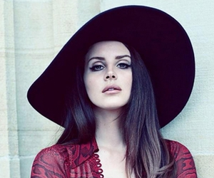 lana del rey, lana, and hat image