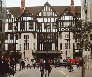 film, shopping, and liberty of london image