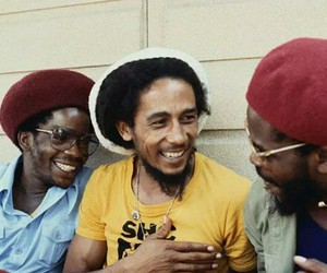 bob marley, reggae, and marley image
