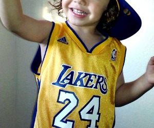 lakers, swag, and baby swag image
