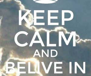 keep calm and unicorns image
