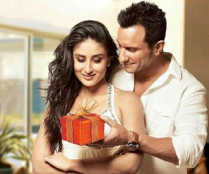 saif ali khan, beebo, and kareena kapoor khan image