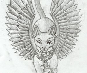 egypt and tattoo image