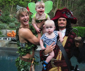 neil patrick harris, peter pan, and Halloween image