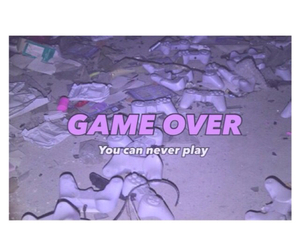 gameover and game image