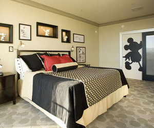 cool, decoration, and mickey image