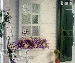 flower, home design, and flowers image