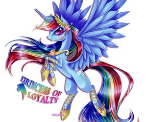 my little pony and rainbow dash image