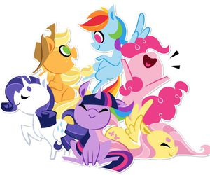 my little pony, ponies, and cute image