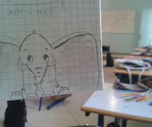 art, school, and draw image