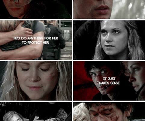 couple, otp, and the 100 image