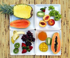 desert, food, and FRUiTS image