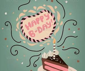 birthday, love, and celebrate image