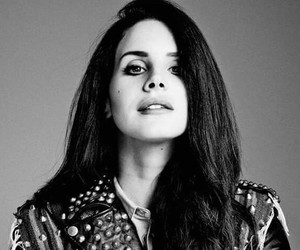 girl and lana del rey image