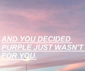 grunge, pale, and purple image