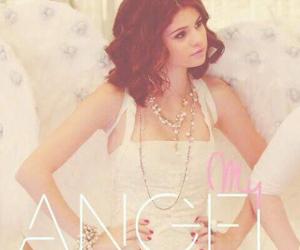 selena gomez, angel, and alex russo image