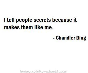 chandler, chandler bing, and comedy image